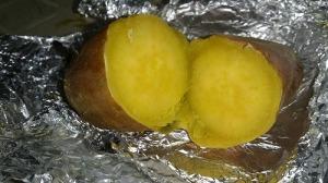 安納芋 焼き芋③