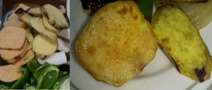安納芋 食べ方 焼き野菜