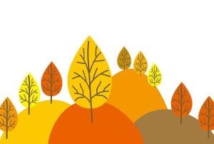 時候の挨拶 11月 紅葉