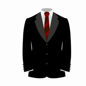 ネクタイの結び方 成人式のスーツ