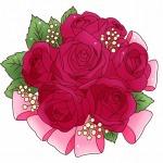 バラ 花束 値段