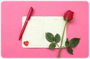バレンタインのメッセージカード キュンてなる例文