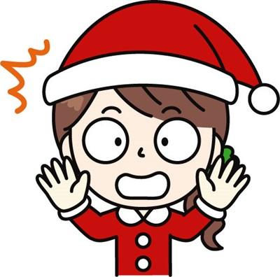 サンタの服が赤い理由 最初は違った