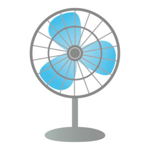 熱帯夜 赤ちゃん 扇風機