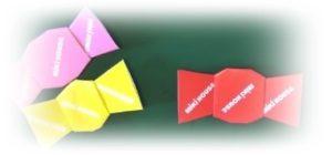 キャンディーの折り紙