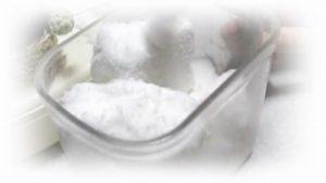 固まった砂糖をさらさらにする方法