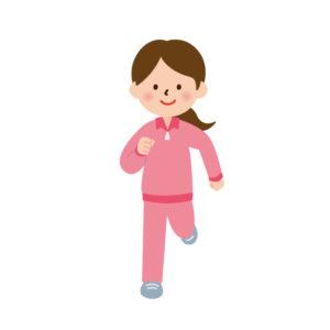 保育園の運動会での服装でママはジャージ