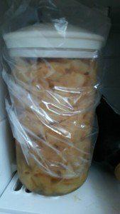 新生姜の保存方法 甘酢漬け