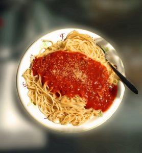 トマト嫌いを克服するレシピ ミートソース